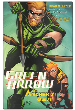 Green Arrow Thumbnail