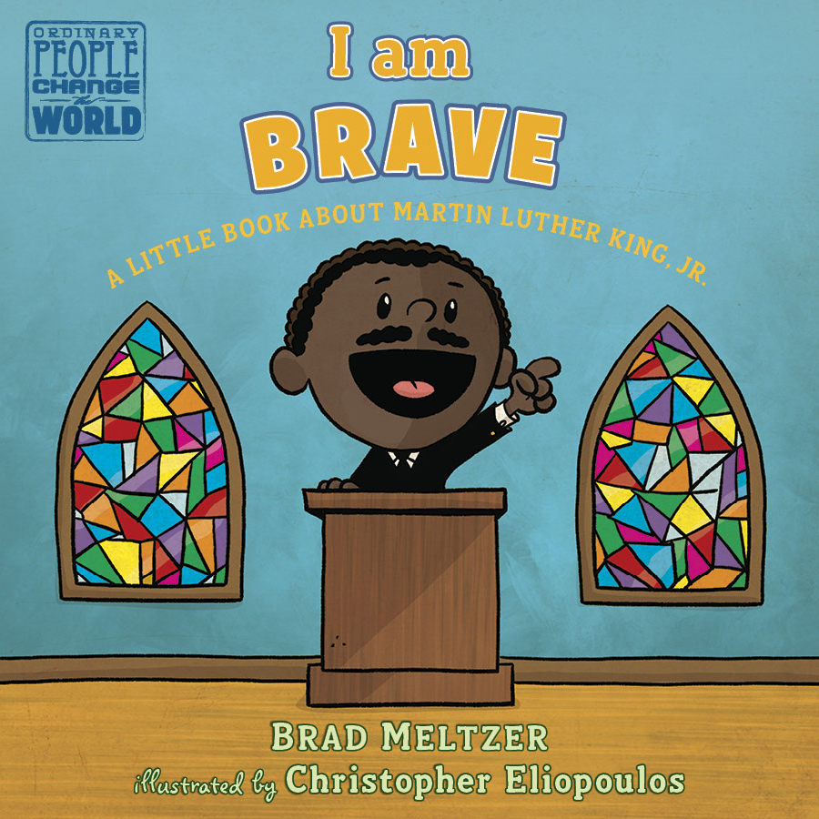 I Am Brave Cover