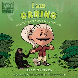 I am Caring Cover