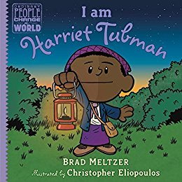 I Am Harriet Tubman Book Cover