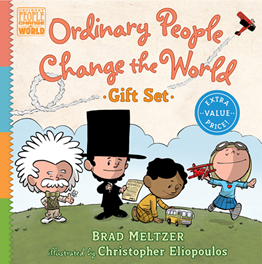 Ordinary People Gift Set Cover