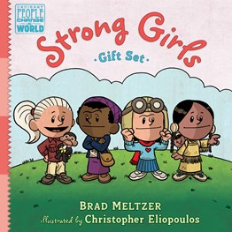 Strong Girls Cover