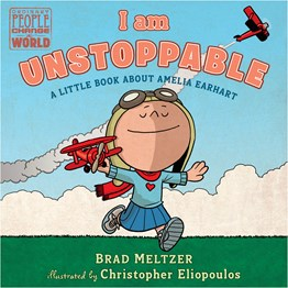 I Am Unstoppable Cover