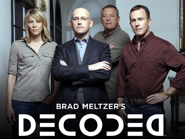 Brad Meltzer's Decoded Team