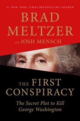 The First Conspiracy Cover