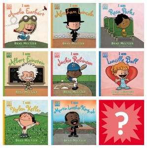 I Am Children's Book Series By Brad Meltzer